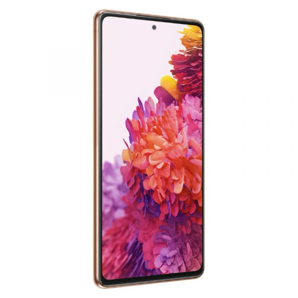 Смартфон Samsung Galaxy S20FE (Fan Edition) 128GB Оранжевый-4