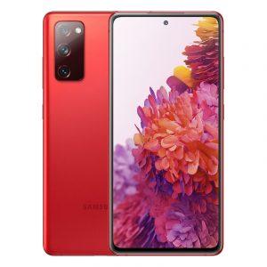 Смартфон Samsung Galaxy S20FE (Fan Edition) 256GB Красный