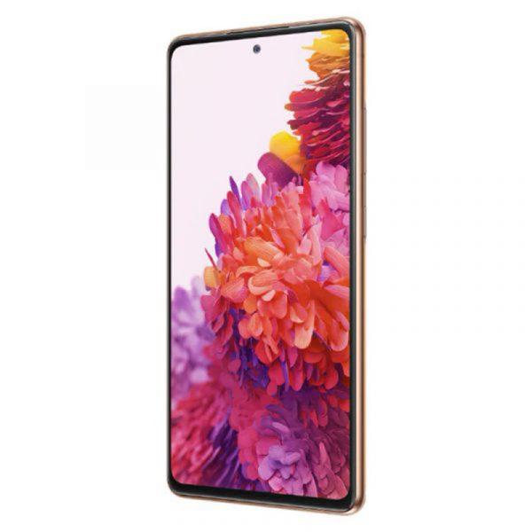 Смартфон Samsung Galaxy S20FE (Fan Edition) 256GB Оранжевый-4
