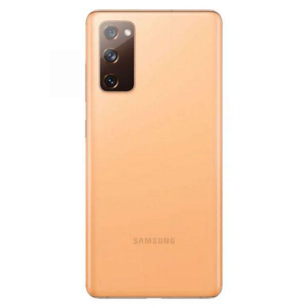 Смартфон Samsung Galaxy S20FE (Fan Edition) 256GB Оранжевый-3
