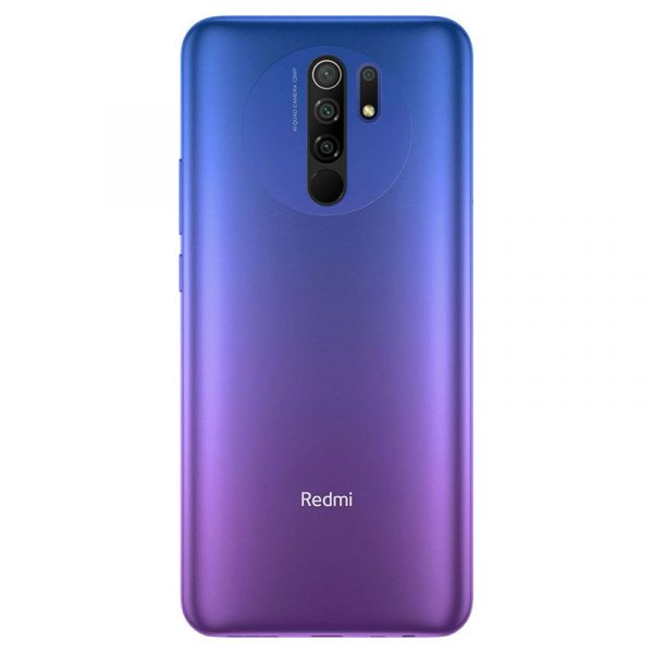 Смартфон Xiaomi Redmi 9 4/64GB Фиолетовый-4