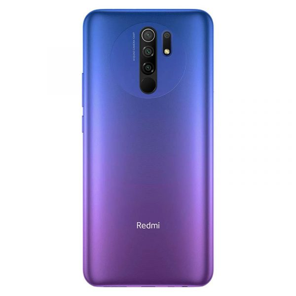 Смартфон Xiaomi Redmi 9 4/64GB Фиолетовый-6