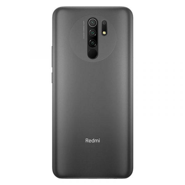 Смартфон Xiaomi Redmi 9 4/64GB Серый-3