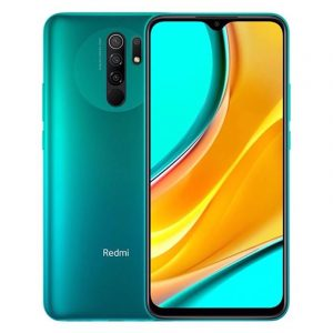 Смартфон Xiaomi Redmi 9 4/64GB Зеленый