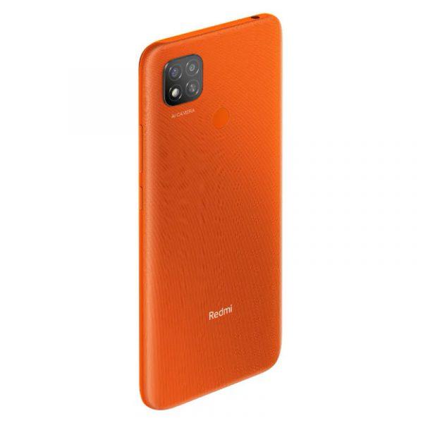 Смартфон Xiaomi Redmi 9C 3/64GB Оранжевый-2