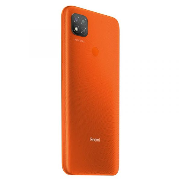 Смартфон Xiaomi Redmi 9C 3/64GB Оранжевый-4