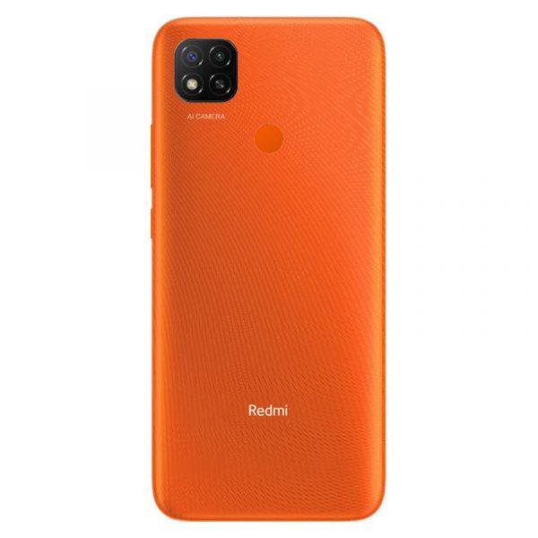 Смартфон Xiaomi Redmi 9C 3/64GB Оранжевый-8