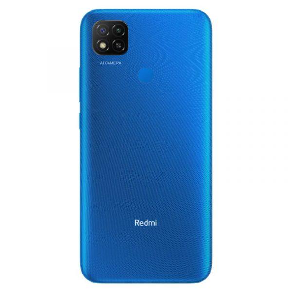 Смартфон Xiaomi Redmi 9C 3/64GB Синий-3