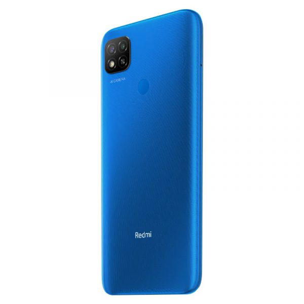 Смартфон Xiaomi Redmi 9C 3/64GB Синий-5