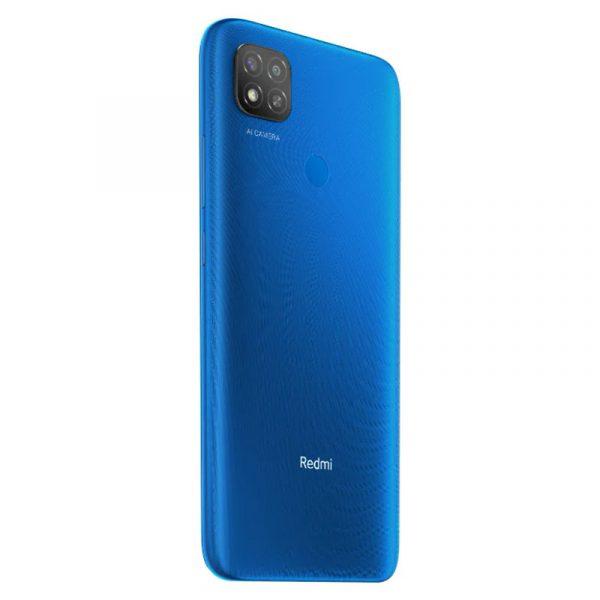 Смартфон Xiaomi Redmi 9C 3/64GB Синий-6