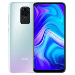 Смартфон Xiaomi Redmi Note 9 3/64GB белый