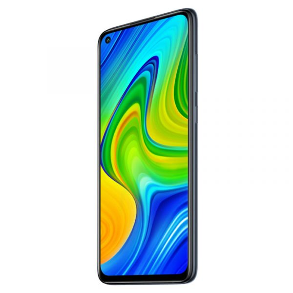 Смартфон Xiaomi Redmi Note 9 3/64GB черный-1