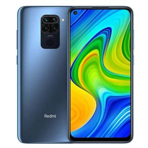 Смартфон Xiaomi Redmi Note 9 4/128GB серый
