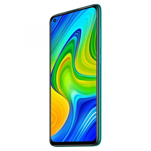 Смартфон Xiaomi Redmi Note 9 4/128GB зеленый-1