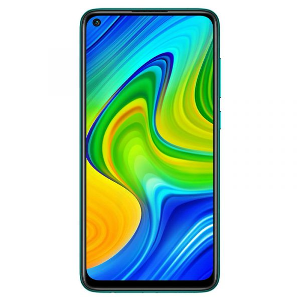 Смартфон Xiaomi Redmi Note 9 4/128GB зеленый-4