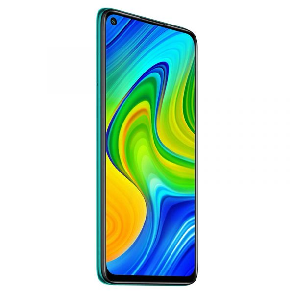 Смартфон Xiaomi Redmi Note 9 4/128GB зеленый-5