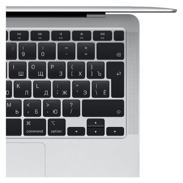 Ноутбук Apple MacBook Air (M1, 2020) 8 ГБ, 256 ГБ SSD Silver, серебристый (MGN93) - 2