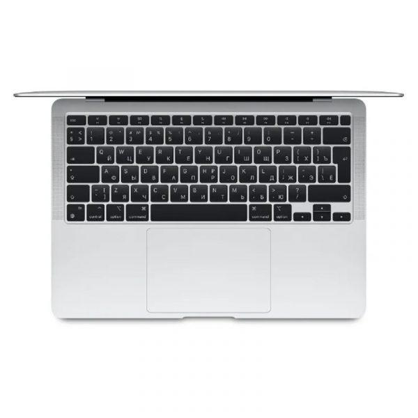 Ноутбук Apple MacBook Air (M1, 2020) 8 ГБ, 256 ГБ SSD Silver, серебристый (MGN93) - 1