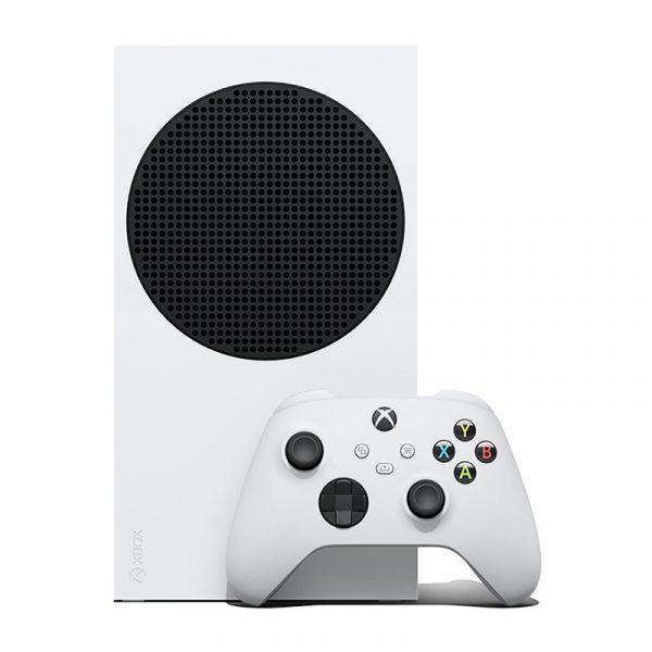 Игровая приставка Microsoft Xbox Series S (512Gb) с джойстиком