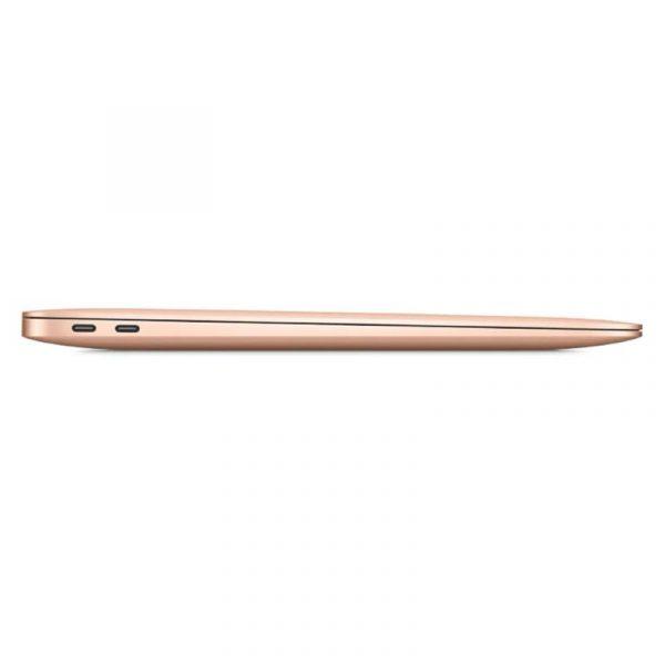 Ноутбук Apple MacBook Air (M1, 2020) 8 ГБ, 256 ГБ SSD Gold, золотой (MGND3) - 4