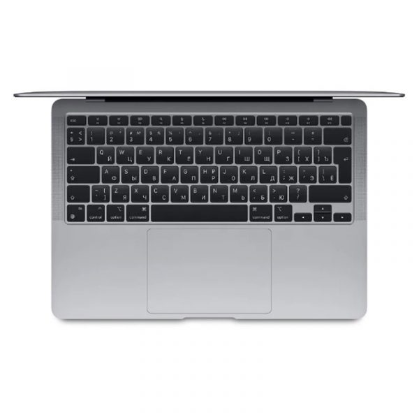 Ноутбук Apple MacBook Air (M1, 2020) 8 ГБ, 256 ГБ SSD Space Gray, серый космос (MGN63) - 1