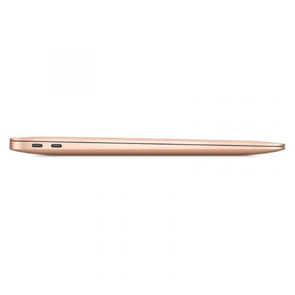 Ноутбук Apple MacBook Air (M1, 2020) 8 ГБ, 512 ГБ SSD Gold, золотой (MGNE3) - 4