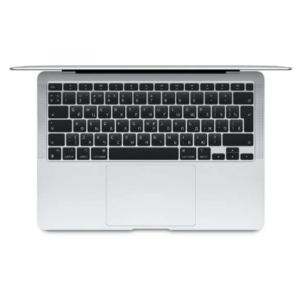 Ноутбук Apple MacBook Air (M1, 2020) 8 ГБ, 512 ГБ SSD Silver, серебристый (MGNA3) - 1