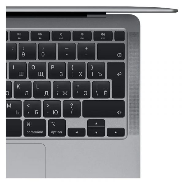 Ноутбук Apple MacBook Air (M1, 2020) 8 ГБ, 512 ГБ SSD Space Gray, серый космос (MGN73) - 2