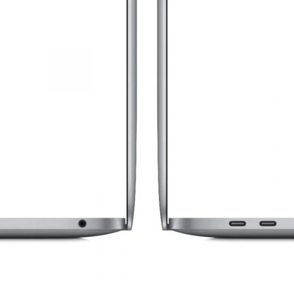"Ноутбук Apple MacBook Pro 13"" (M1, 2020) 8 ГБ, 256 ГБ SSD, Touch Bar, Space Gray, серый космос (MYD82) - 4"