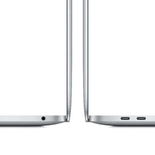 "Ноутбук Apple MacBook Pro 13"" (M1, 2020) 8 ГБ, 512 ГБ SSD, Touch Bar, Silver, серебристый (MYDC2) - 4"
