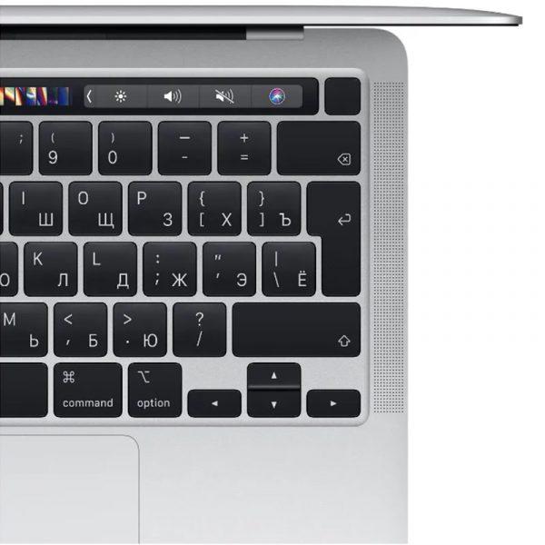 "Ноутбук Apple MacBook Pro 13"" (M1, 2020) 8 ГБ, 512 ГБ SSD, Touch Bar, Silver, серебристый (MYDC2) - 2"