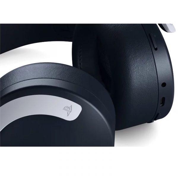 Гарнитура беспроводная Sony PULSE 3D наушники для PS5 крупным планом