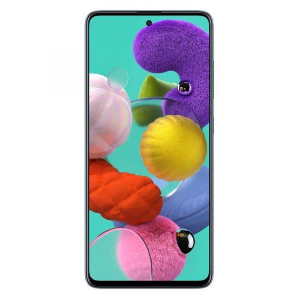 Смартфон Samsung Galaxy A51 (2019) 4/64Gb Blue (Голубой) - 1