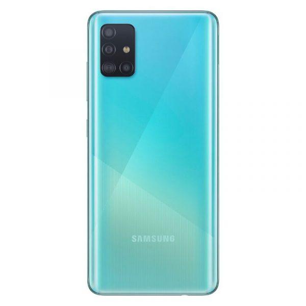 Смартфон Samsung Galaxy A51 (2019) 6/128Gb Blue (Голубой) - 1