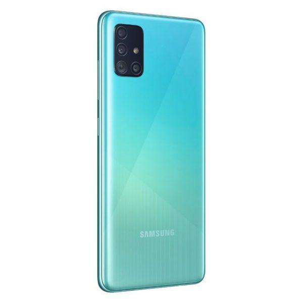 Смартфон Samsung Galaxy A51 (2019) 6/128Gb Blue (Голубой) - 2