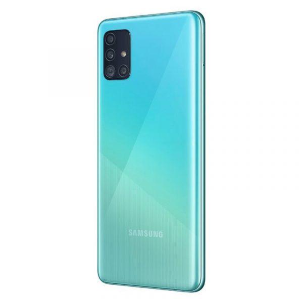 Смартфон Samsung Galaxy A51 (2019) 6/128Gb Blue (Голубой) - 3