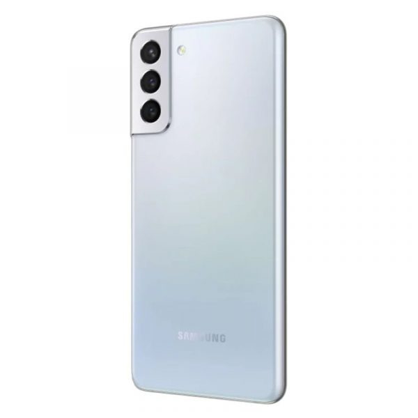 Смартфон Samsung Galaxy S21 Plus 5G 8/128GB Серебряный Фантом-1