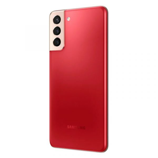 Смартфон Samsung Galaxy S21 Plus 5G 8/128GB Красный Фантом-6
