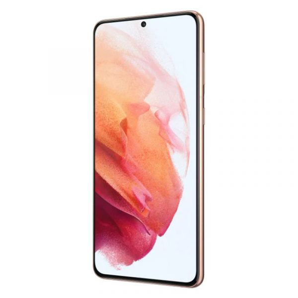 Смартфон Samsung Galaxy S21 Plus 5G 8/128GB Золотой Фантом