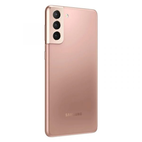Смартфон Samsung Galaxy S21 Plus 5G 8/128GB Золотой Фантом-4