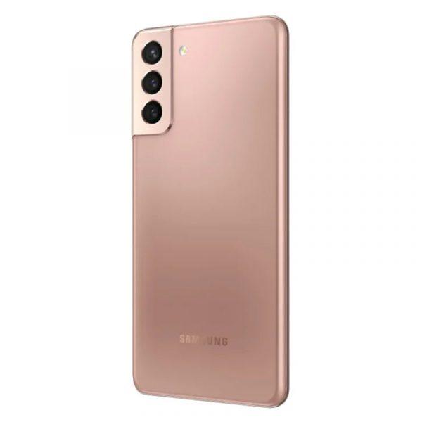 Смартфон Samsung Galaxy S21 Plus 5G 8/128GB Золотой Фантом-5