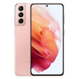 Смартфон Samsung Galaxy S21 Plus 5G 8/256GB Золотой Фантом