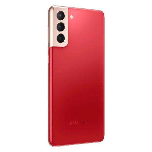Смартфон Samsung Galaxy S21 Plus 5G 8/256GB Красный Фантом-6