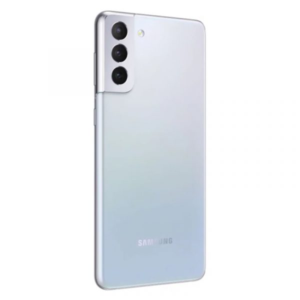 Смартфон Samsung Galaxy S21 Plus 5G 8/256GB Серебряный Фантом-7
