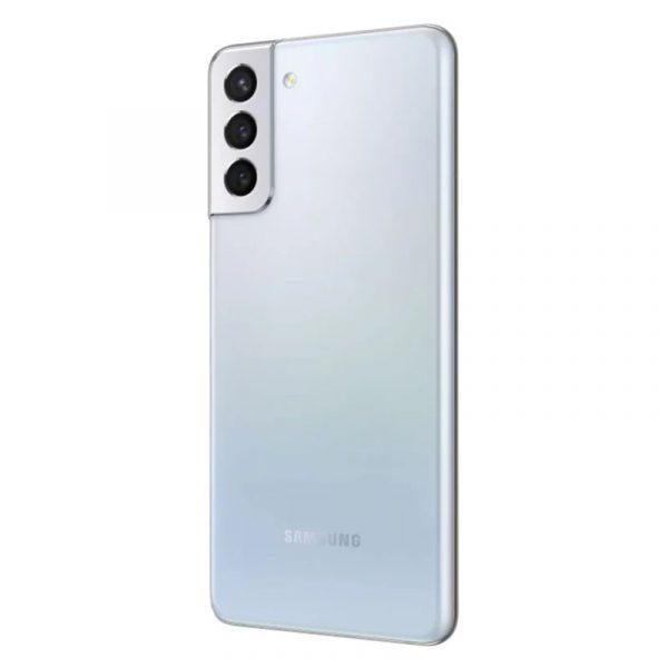 Смартфон Samsung Galaxy S21 Plus 5G 8/256GB Серебряный Фантом-6