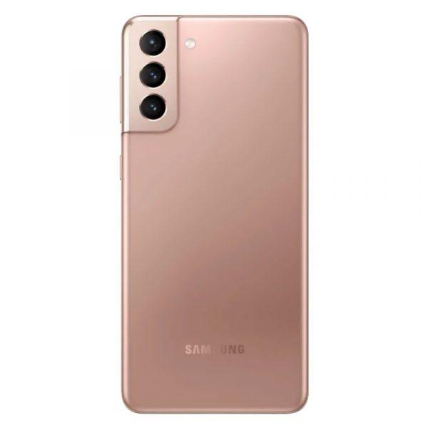 Смартфон Samsung Galaxy S21 Plus 5G 8/256GB Золотой Фантом-5