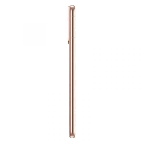 Смартфон Samsung Galaxy S21 Plus 5G 8/256GB Золотой Фантом-4