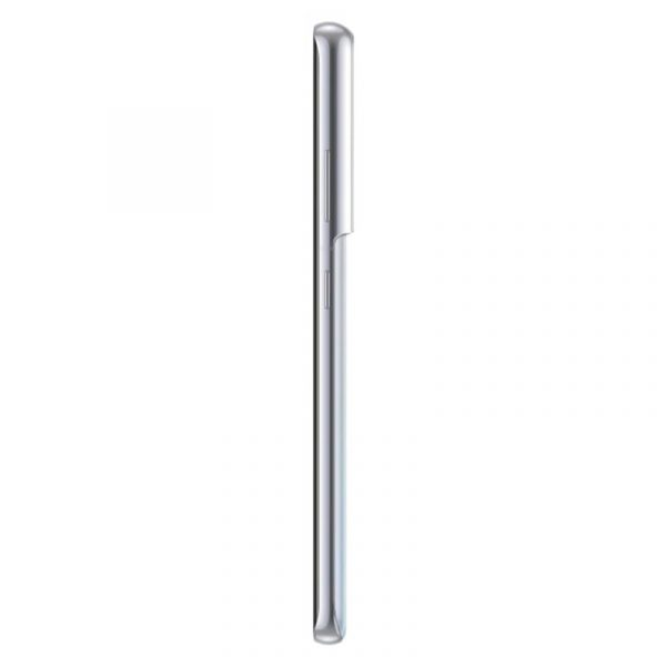 Смартфон Samsung Galaxy S21 Ultra 5G 12/128GB Серебряный Фантом-1