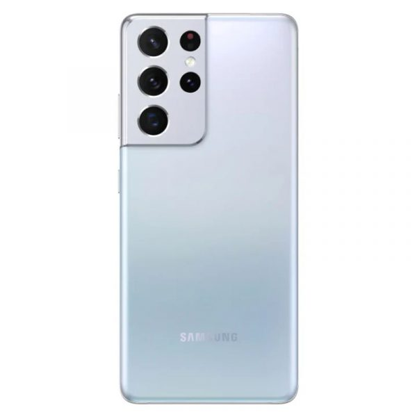 Смартфон Samsung Galaxy S21 Ultra 5G 12/256GB Серебряный Фантом-2
