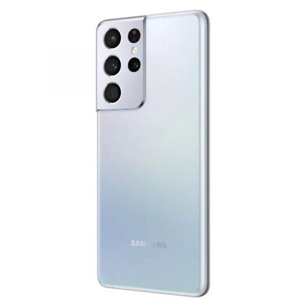 Смартфон Samsung Galaxy S21 Ultra 5G 16/512GB Серебряный Фантом-3